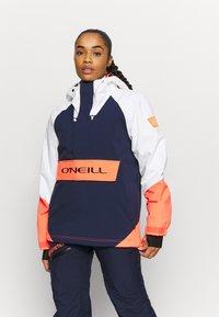O'Neill - ORIGINALS ANORAK - Veste de snowboard - powder white - 2