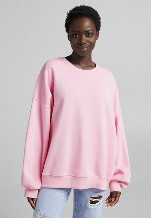 OVERSIZE  - Sweater - light pink