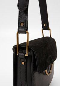 Marc O'Polo - CROSSBODY BAG - Across body bag - black - 3