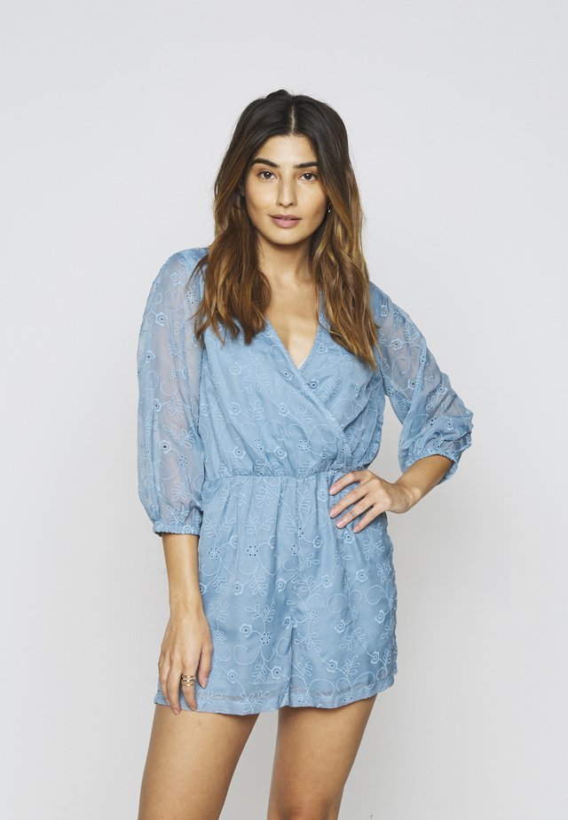 YASDALIS PLAYSUIT  - Tuta jumpsuit - blue heaven