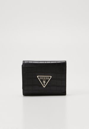 MADDY SMALL TRIFOLD - Lommebok - black