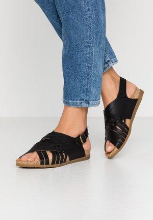 ZUMAIA - Sandals - black
