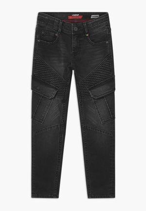 APACHE - Jeans Skinny - black