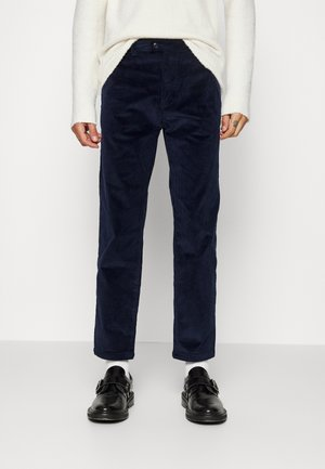 CAIDEN - Trousers - light ink
