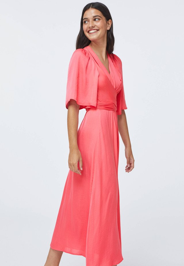 SATINIERTES - Day dress - rose
