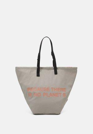 SOFT BAG - Tote bag - dark sand