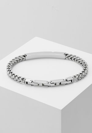 GROOVY BRACELET - Bracelet - silver-coloured