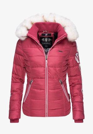 KHINGAA - Winter jacket - berry