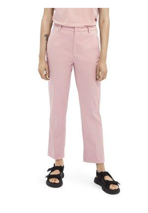 ABOTT REGULAR FIT - Chinos - petal pink