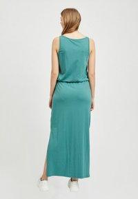 Object - OBJSTEPHANIE MAXI DRESS  - Maxi dress - blue spruce - 2