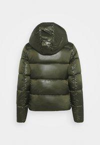 Calvin Klein Jeans - SHINY PUFFER - Winterjas - deep depths - 1