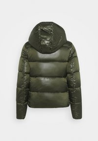 Calvin Klein Jeans - SHINY PUFFER - Vinterjakke - deep depths - 1