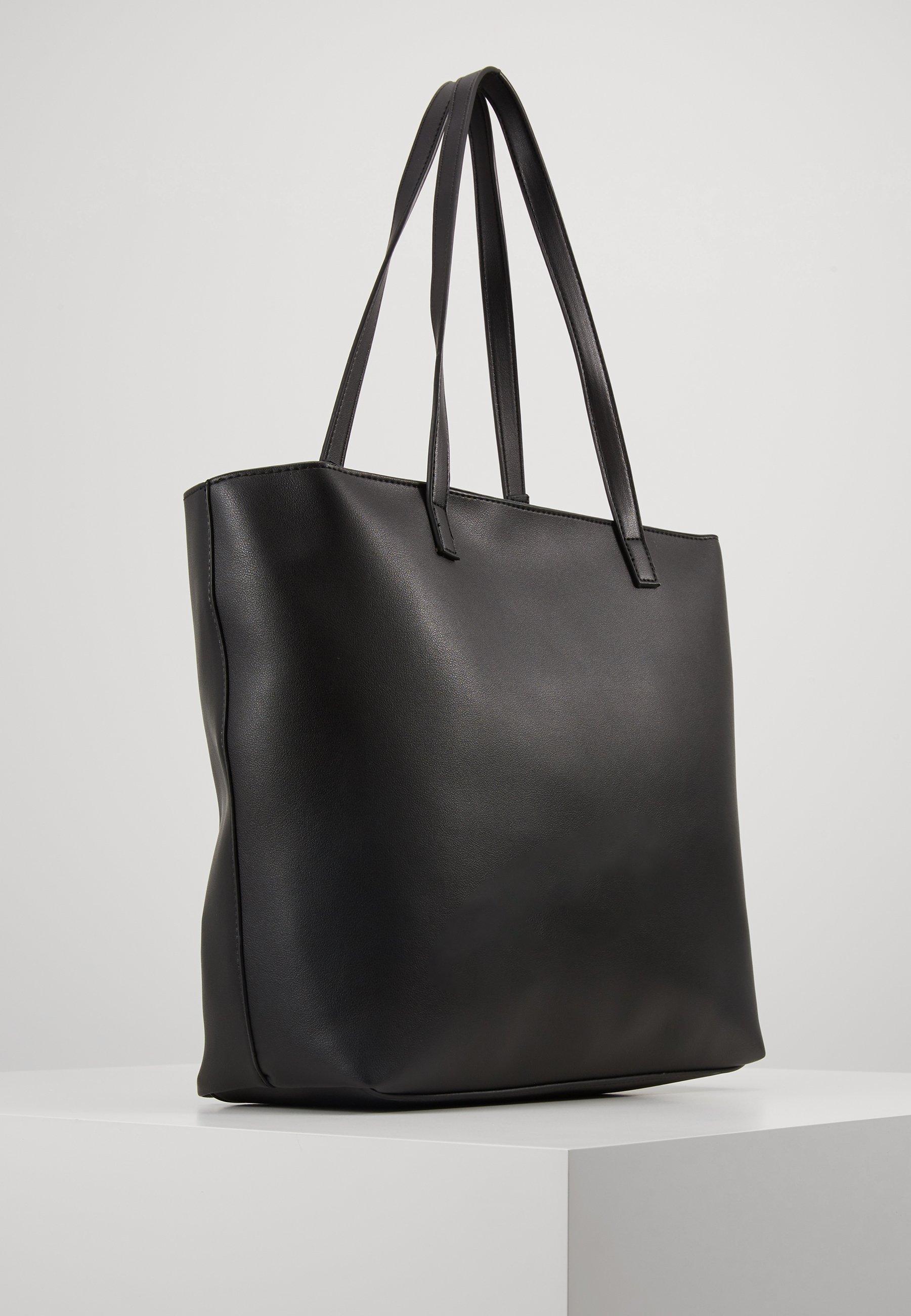 New Look TABATHATOTE - Shoppingveske - black/svart iGKp2QIakSmBcMp
