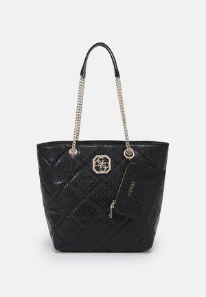 DILLA SOCIETY CARRYALL SET - Shopping bag - black