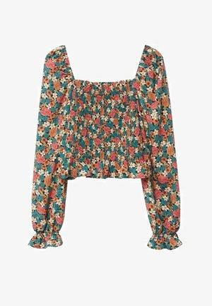 ANTIBES - Bluse - geraniumroze
