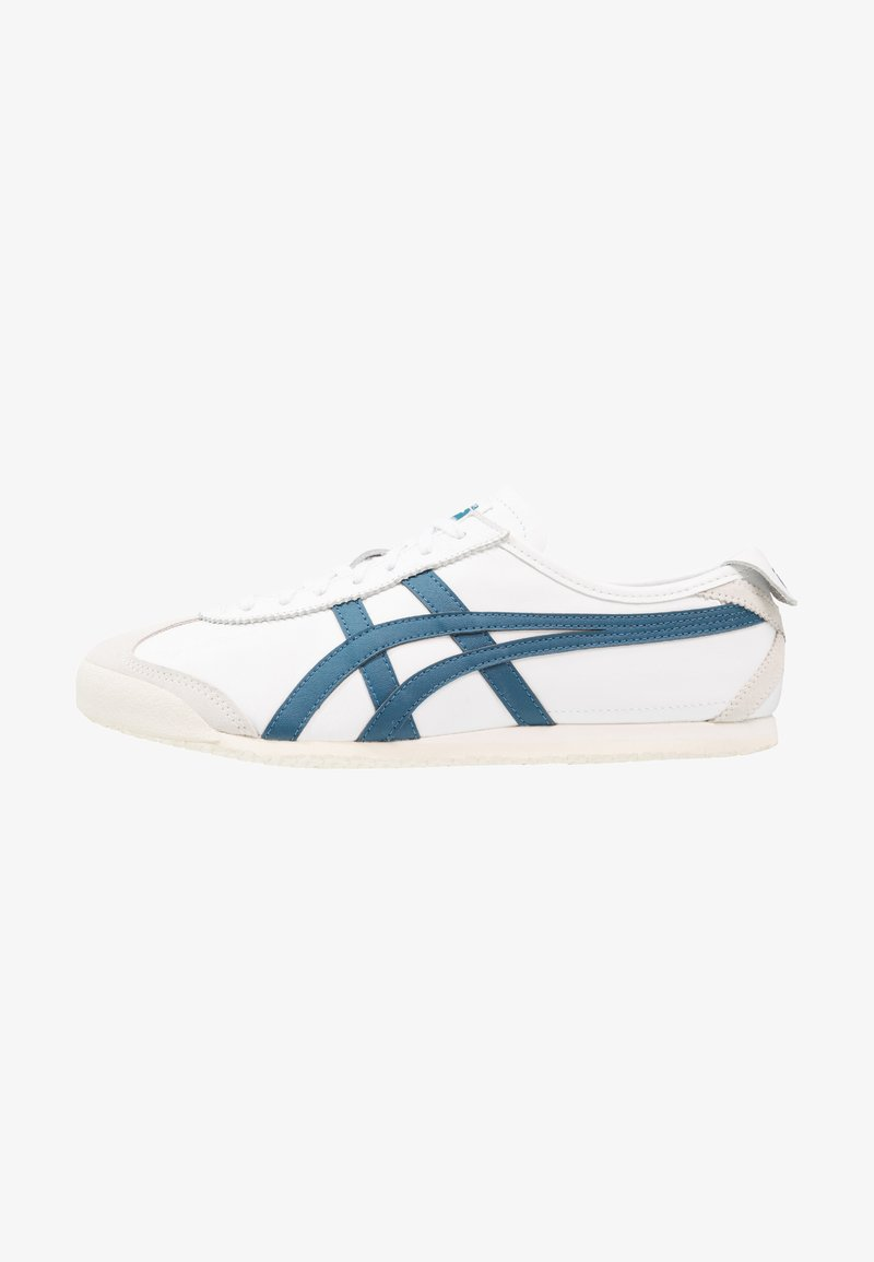 Onitsuka Tiger - MEXICO  - Trainers - white/ink blue