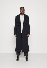 Mavi - BLAH PRINTED - Sweatshirt - light grey melange - 1