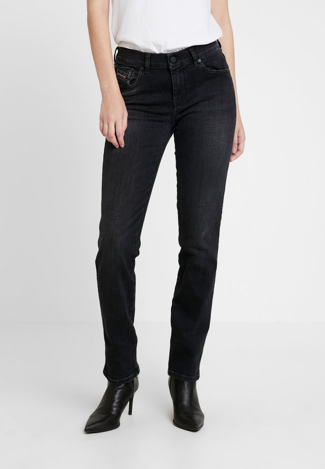D-SANDY - Slim fit jeans - black