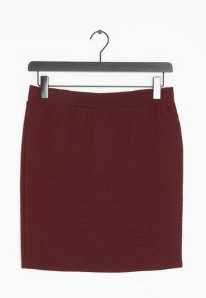 Mini skirt - red