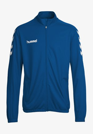 Training jacket - true blue