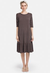 HELMIDGE - Day dress - braun - 0