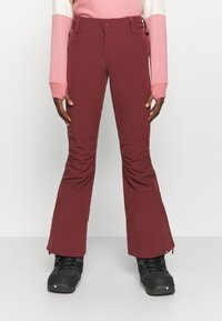 Roxy - CREEK - Schneehose - oxblood red - 0
