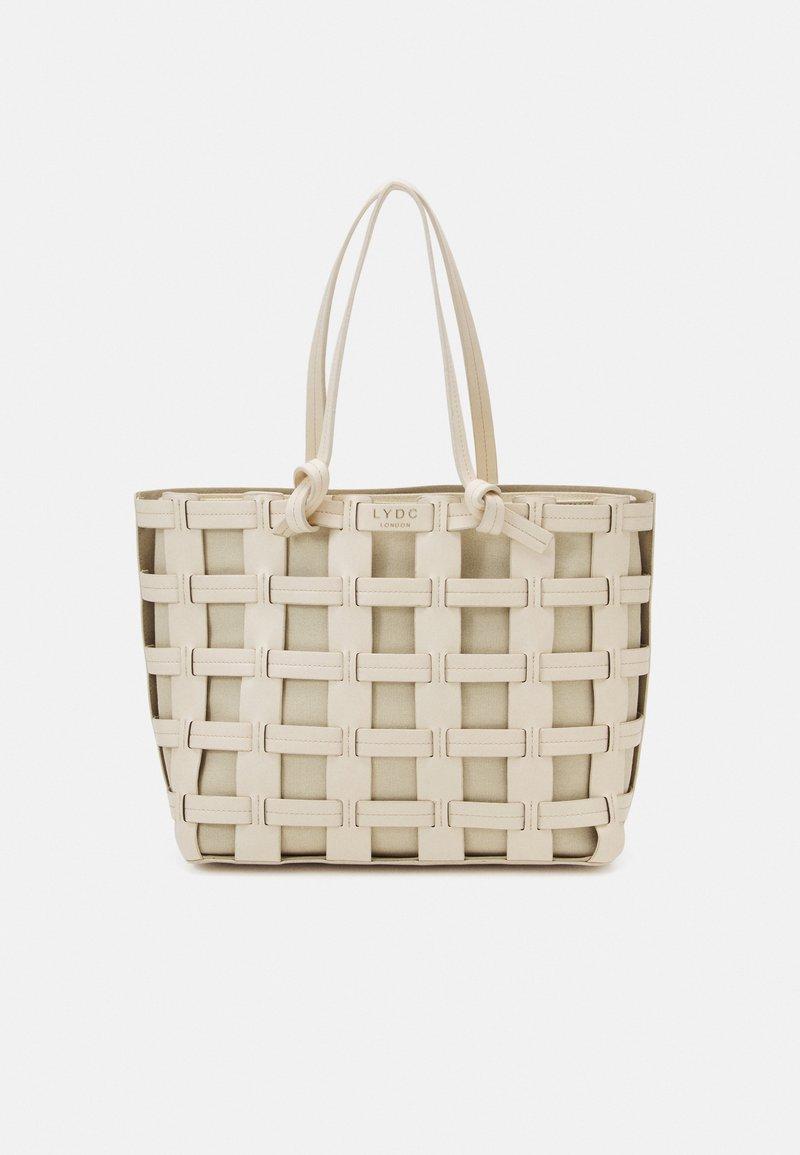 LYDC London - LYDC HANDBAG SET - Handbag - beige