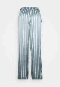 ASCENO - THE LONDON BOTTOM - Pyjama bottoms - dust blue - 1