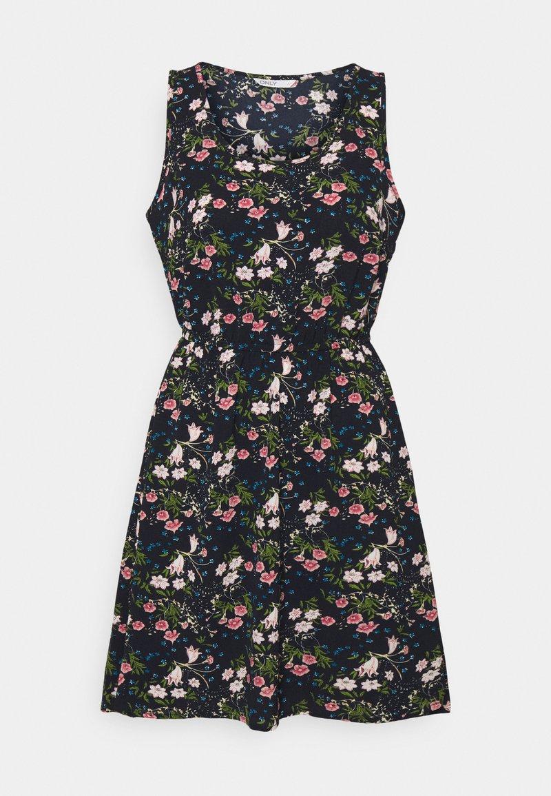 ONLY - ONLNOVA SARA DRESS - Kjole - dark blue