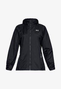 Vodotěsná bunda - black