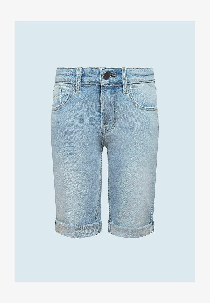 Pepe Jeans - Džínové kraťasy - denim
