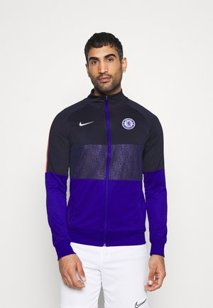 CHELSEA LONDON FC - Club wear - blackened blue/concord/ember glow/white