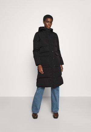 SLFNEW NIMA COAT - Down coat - black