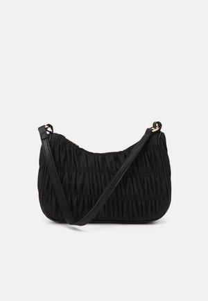 PCMILLE SHOULDER BAG - Handbag - black