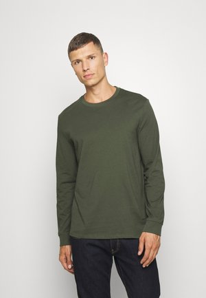 BASIC  - Long sleeved top - spooky forest