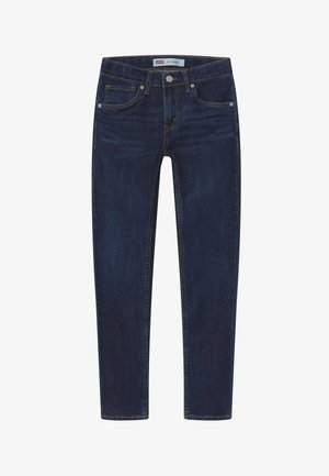 510 SKINNY - Skinny džíny - dark-blue denim