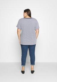Levi's® Plus - Print T-shirt - blue - 2