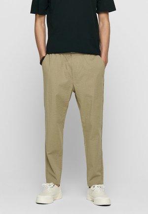 Trousers - chinchilla