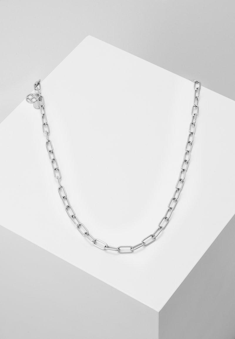 Tommy Hilfiger - DRESSEDUP - Necklace - silver-coloured