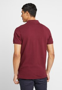Scotch & Soda - CLASSIC GARMENT  - Poloshirt - bordeaux - 2