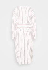 CLOSED - LACEY - Day dress - off-white/red - 1