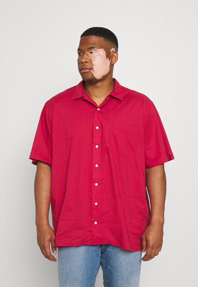 CLADY SHORT SLEEVE SPORT SHIRT - Shirt - chili pepper