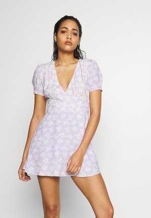 DUA LIPA x PEPE JEANS - Day dress - multi