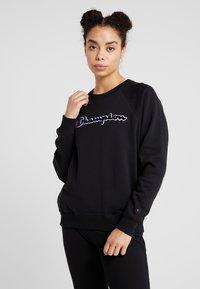Champion - Sweatshirt - black - 0
