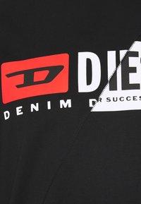 Diesel - T-DIEGO-LS-CUTY T-SHIRT - Longsleeve - black - 2