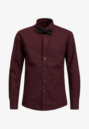 MET DESSIN - Shirt - vintage red