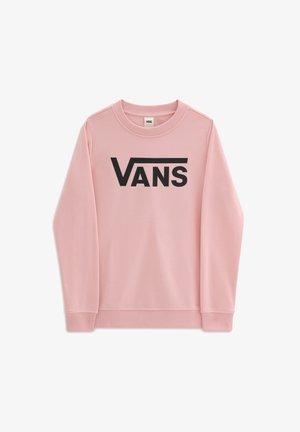 WM CLASSIC V CREW - Sweatshirt - powder pink
