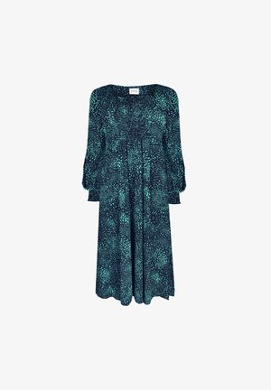 FOREST GREEN - Maxi dress - green / black