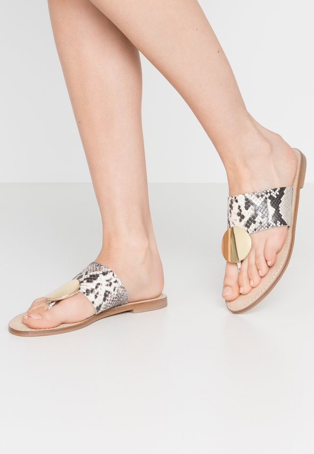Flip Flops - naturel