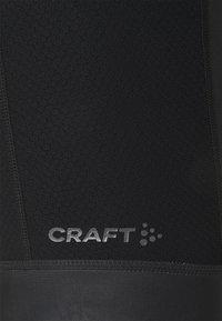 Craft - ENDUR SOLID SHORTS - Tights - black - 2
